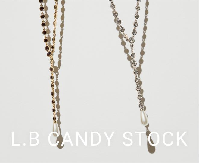 L.B.CANDY STOCK