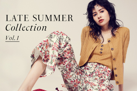 late summer collection vol1
