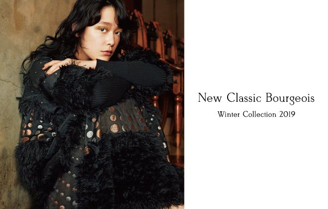 2019 AUTUMN WINTER 2nd Collection
