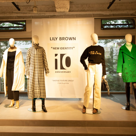 2021 WINTER COLLECTION EXHIBITION