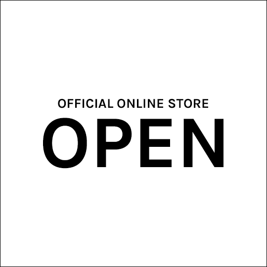 8.8(WED) OFFICIAL ONLINE STORE OPEN