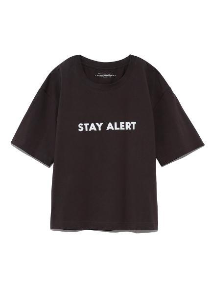 ロゴTシャツ(BLK-F)