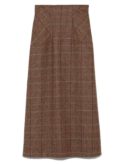 MOON素材ロングスカート