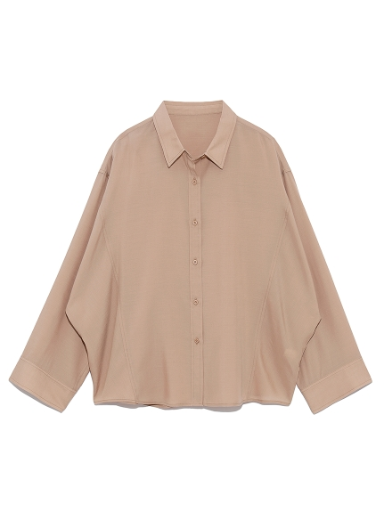 ドルマンスリーブシャツ