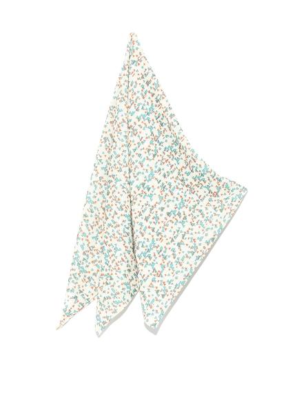 三角柄大判スカーフ