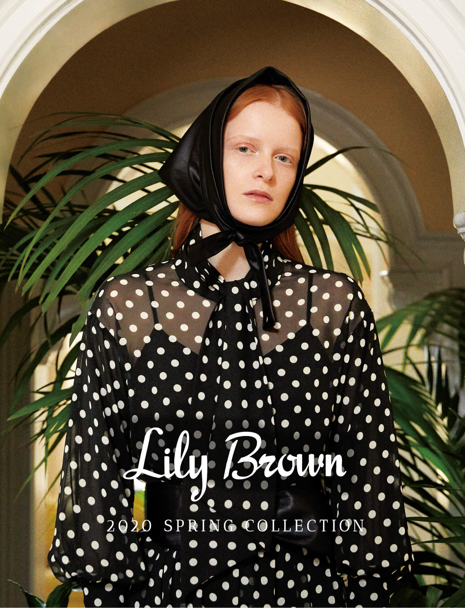 Lily Brown 2020 SPRING COLLECTION