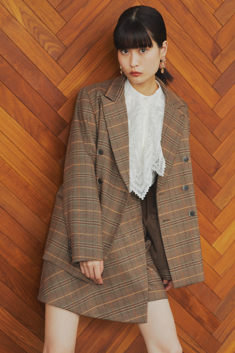 LOOK BOOK 2021 AUTUMN COLLECTION