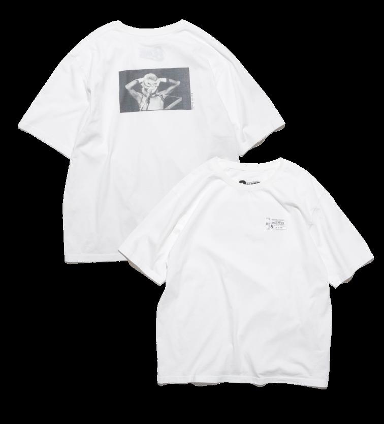 Back Print Photo T-shirt