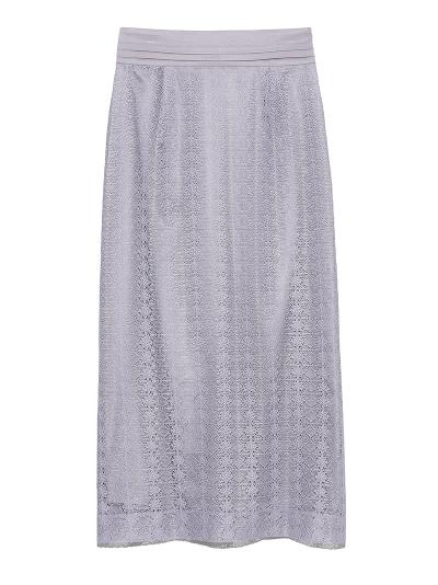 エコペットレースタイトスカート ¥11,500+tax