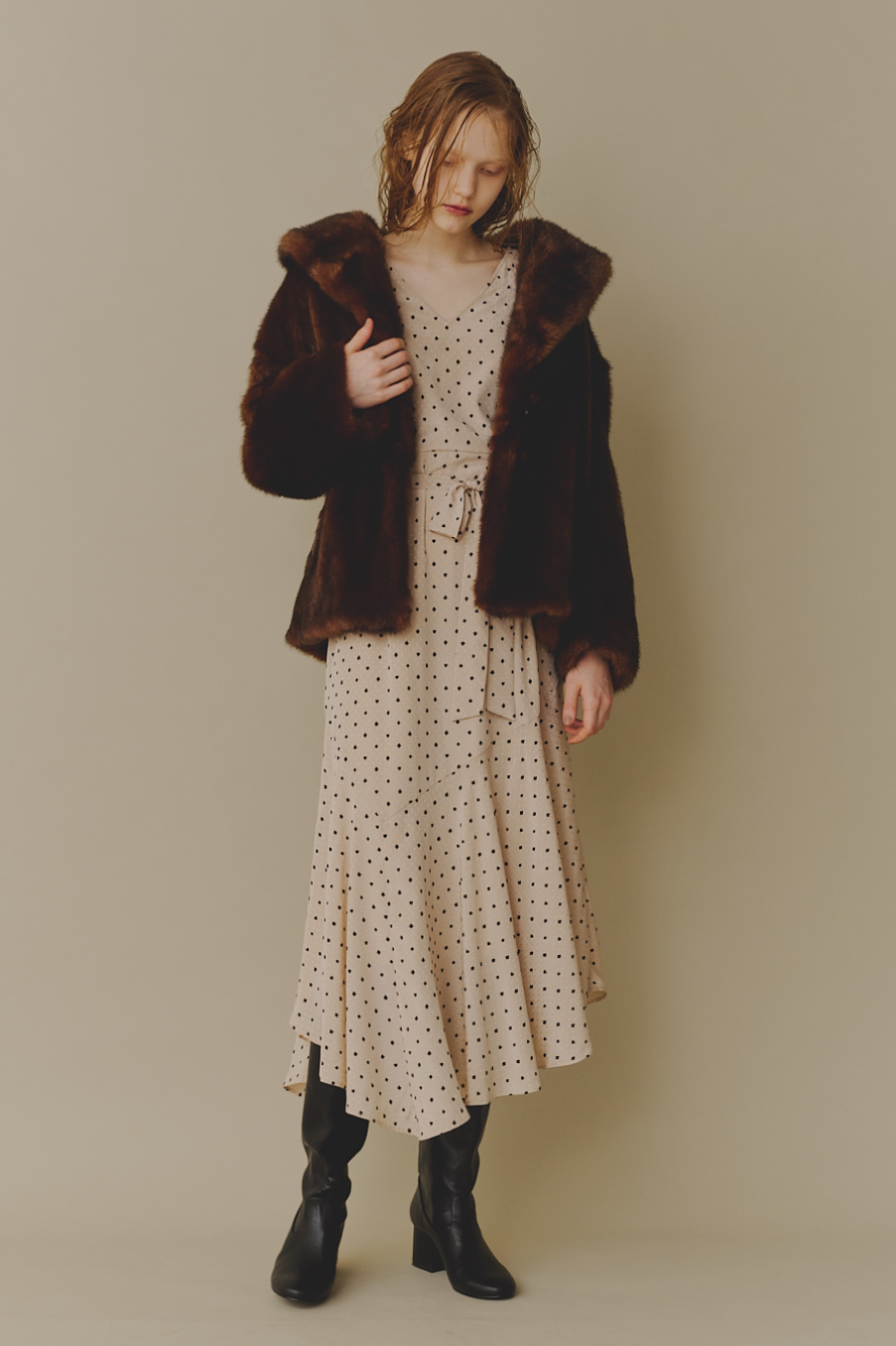 リリーブラウン Lily Brown 2019 Autumn Winter 2nd Collection
